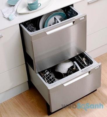 Làm sao để máy rửa bát bền hơn ?