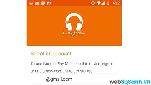 Làm thế nào để cài đặt ứng dụng chơi nhạc Google Play Music trên nhiều thiết bị?
