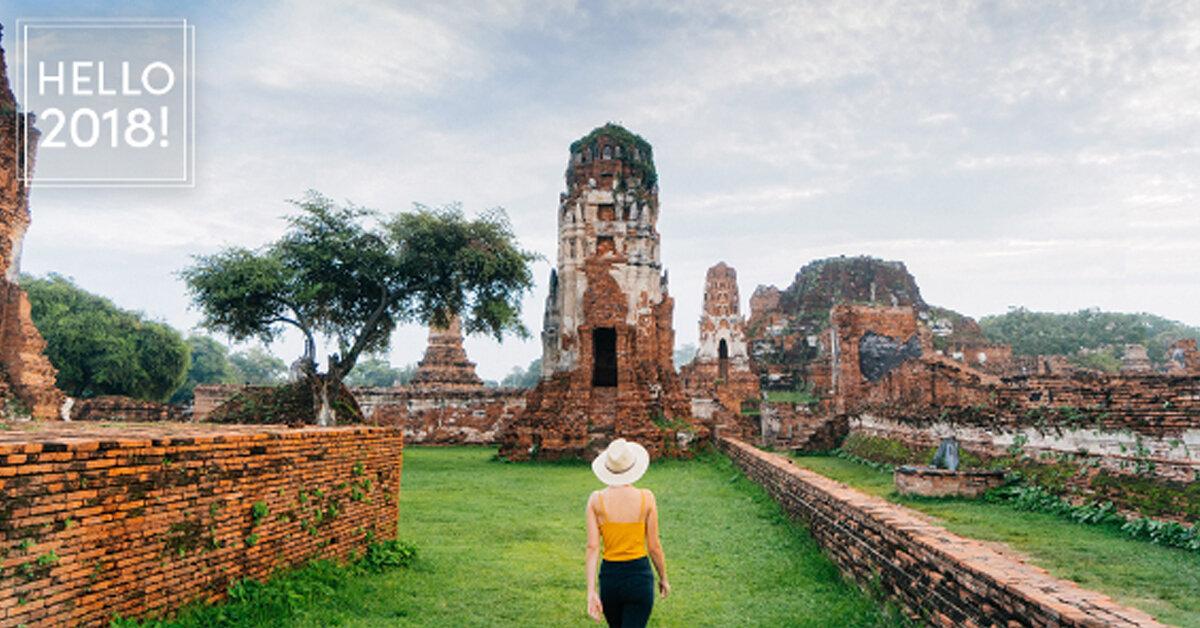 Làm thế nào để đi vòng quanh thế giới du lịch miễn phí ?