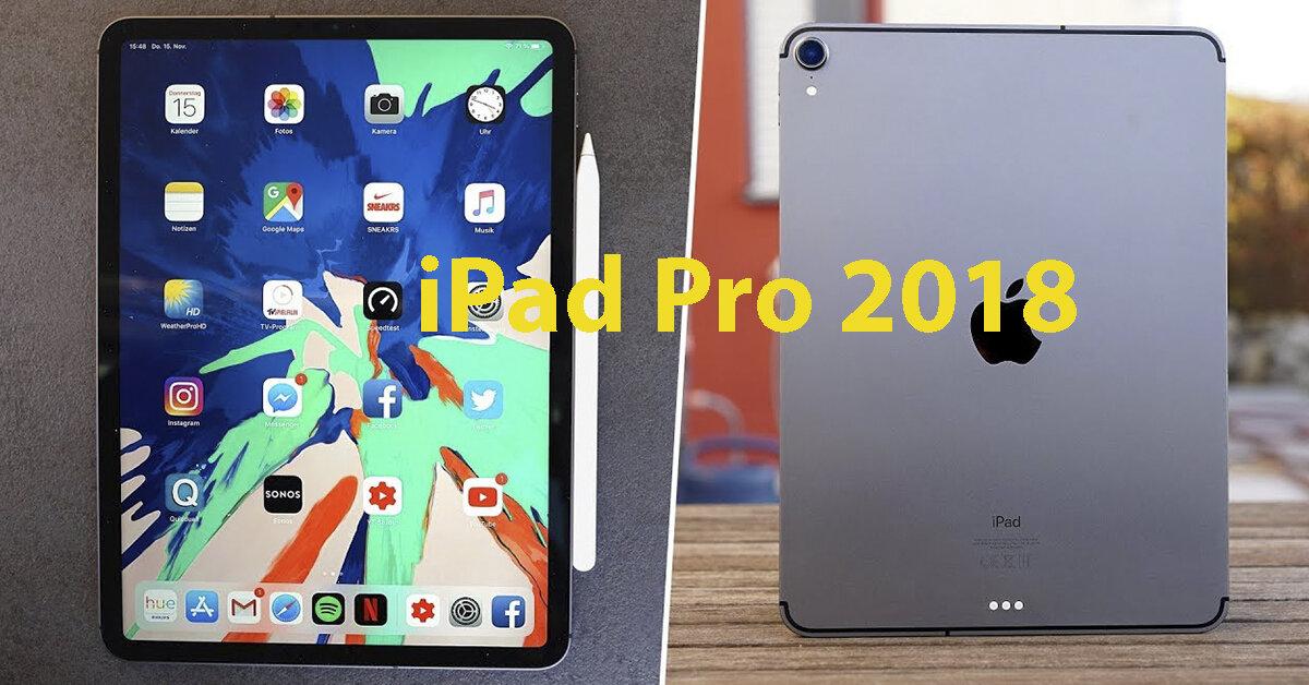 Làm thế nào để khôi phục cài đặt gốc cho iPad Pro 2018 khi không có nút Home ?
