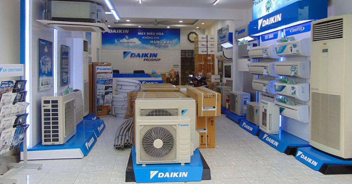 Làm thế nào để mua được điều hòa Daikin chính hãng