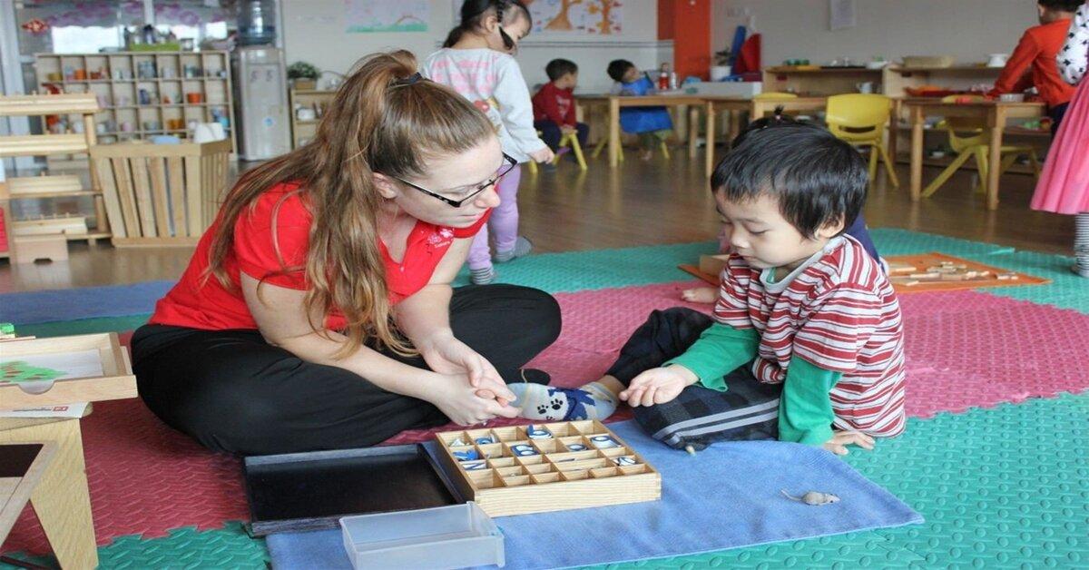 Làm thế nào để nuôi dạy một đứa trẻ thuần nhất theo phương pháp Montessori