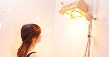 Làm thế nào để tăng tuổi thọ đèn sưởi nhà tắm