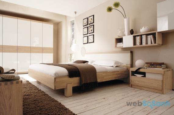 Làm thế nào để tạo sự ấm cúng trong thiết kế nội thất phòng ngủ?