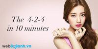 Làm theo 10 bước chăm sóc da ban đêm để có làn da đẹp như mỹ nhân Hàn Quốc