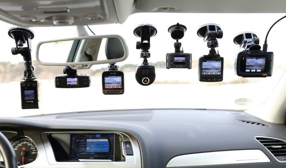 Lắp camera giám sát hành trình trên ô tô: tại sao không?