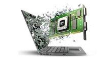 Laptop bị hỏng card màn hình rời thì phải làm sao?