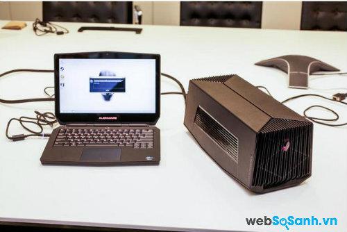 Laptop chơi game Alienware 13 kết hợp hoàn hảo giữa hiệu năng và tính di động ( Phần I)