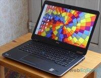 Laptop Dell Latitude E7440 chạy chip Core i5, màn hình 14 inch,  Ram 4 GB, SSD 256 GB