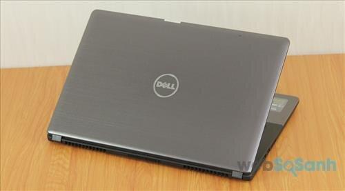 Laptop Dell Vostro 5480 cấu hình tầm trung chạy chip Core i5, Ram 4GB, ổ cứng 500 GB