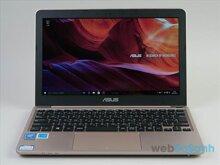 Laptop giá rẻ Asus VivoBook E200HA: cấu hình ổn định cho sinh viên và dân văn phòng