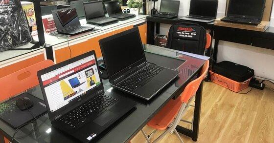 Laptop Hùng Anh - Địa chỉ bán laptop cũ uy tín tại Hà Nội