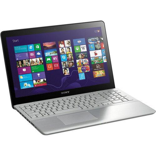 Laptop Sony Vaio Fit SVF15A16CX – Sự pha trộn hoàn hảo (Phần 1)