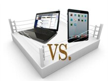 Laptop và máy tính bảng: nên chọn ai?