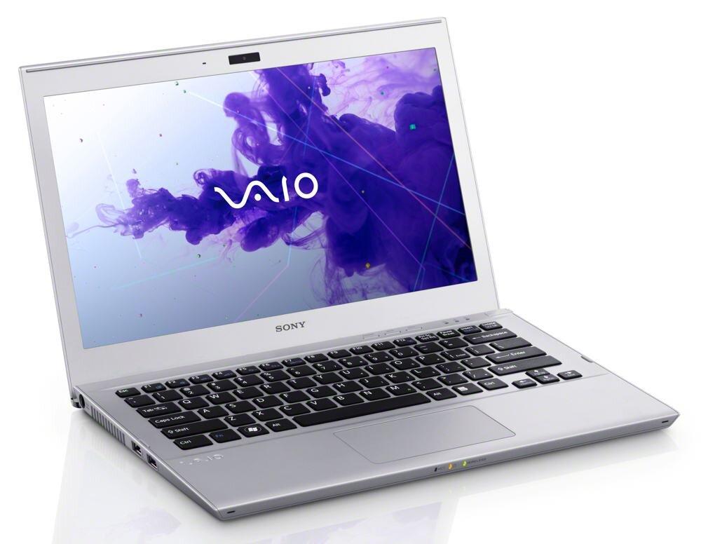 "Laptop Vaio T Series 13 SVT 13132CXS 13.3 "" Ultrabook mỏng phong cách"