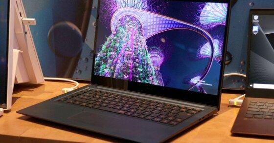 Lavie Vega: Máy trạm ngoại hình đẹp nhất từ trước đến giờ, màn hình OLED 4K siêu sắc nét