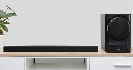 Lazada khuyến mãi 9-9: Soundbar Samsung HW-K350 ưu đãi lên đến 41%