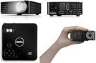 So sánh máy chiếu mini  BenQ MS616ST và Dell M110