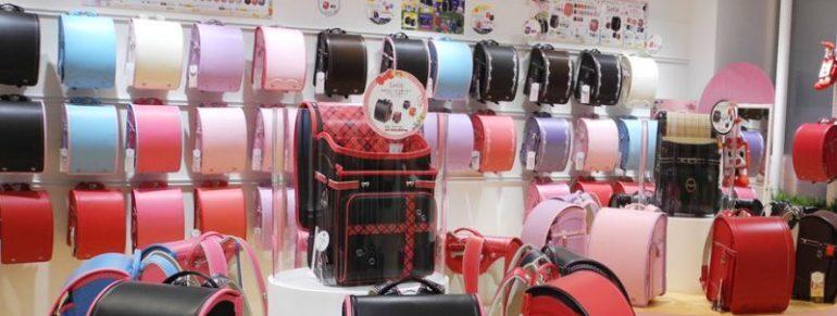 Mua cặp chống gù lưng tại các siêu thị mẹ bé, siêu thị đồ Nhật
