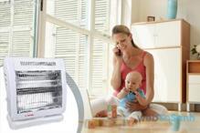 Sử dụng máy sưởi cho trẻ cần lưu ý những gì ?
