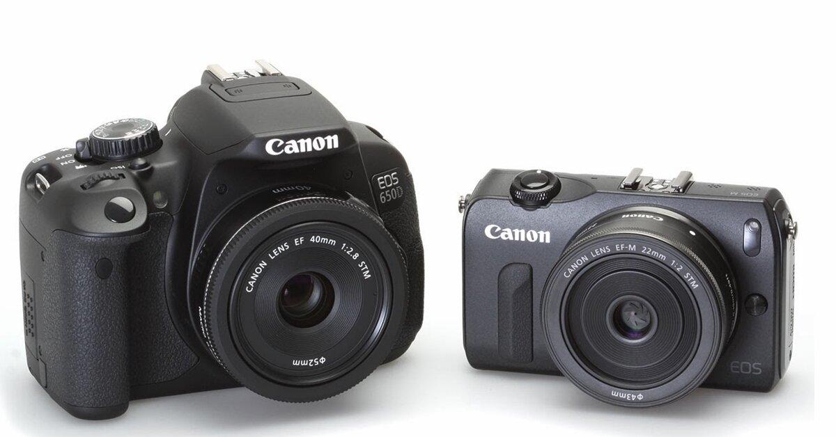 Lên đời máy ảnh DSLR từ compact: Bạn được lợi gì?