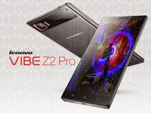 Lenovo chính thức ra mắt smartphone hàng đầu Vibe Z2 Pro
