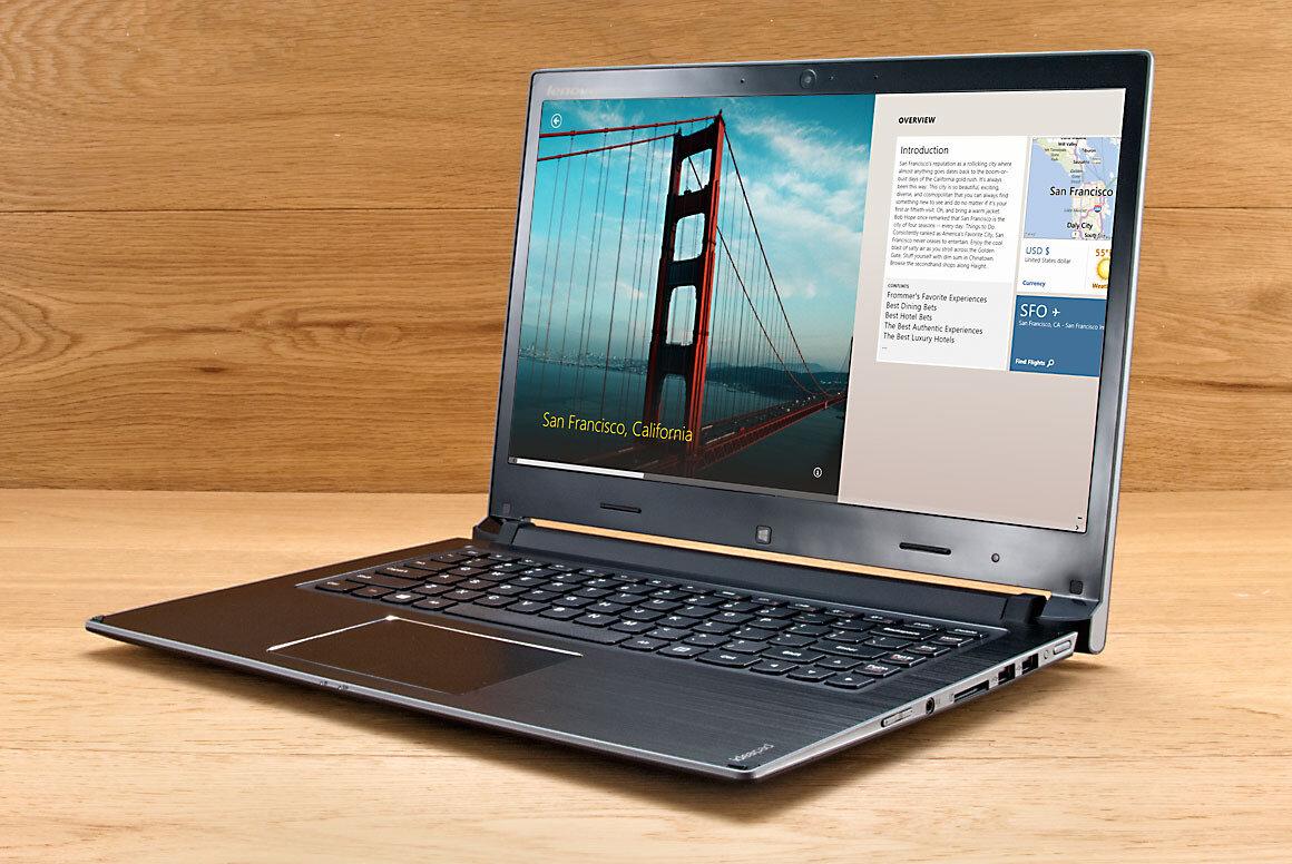 Lenovo IdealPad Flex 14: phiên bản giá rẻ của Yoga 13