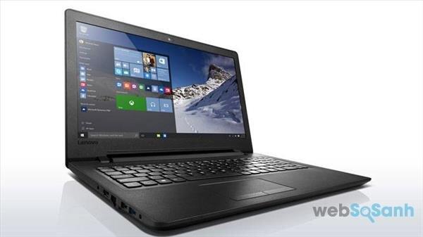 Lenovo Ideapad 110-151SK: Laptop cấu hình cao trải nghiệm mượt mà