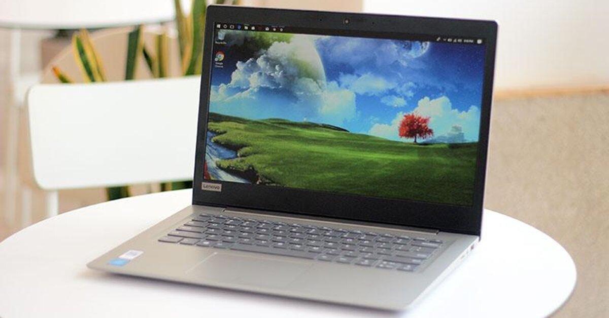 Lenovo Ideapad 120S: Laptop mỏng nhẹ giá mềm cho sinh viên