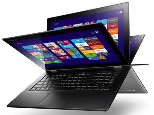 Lenovo ra mắt chiếc Ultrabook đa chế độ sử dụng