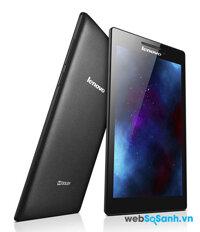 Lenovo ra mắt máy tính bảng giá rẻ Tab 2 A7-10