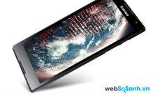 Lenovo Tab S8 tablet  Android mỏng nhẹ với chip xử lý 64 bit