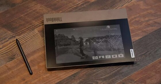 Lenovo ThinkBook Plus: Máy tính xách tay đa nhiệm tuyệt đỉnh
