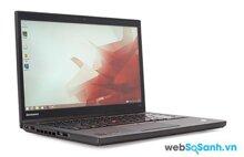 """Lenovo ThinkPad T450s: laptop doanh nhân với pin """"khủng"""" (Phần cuối)"""