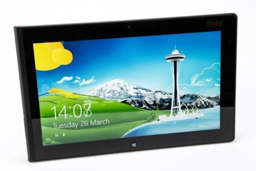 Lenovo ThinkPad Tablet 2 - tinh tế, hoàn thiện