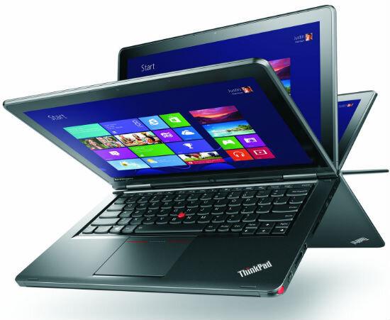 Lenovo ThinkPad Yoga: laptop siêu di động cho doanh nhân
