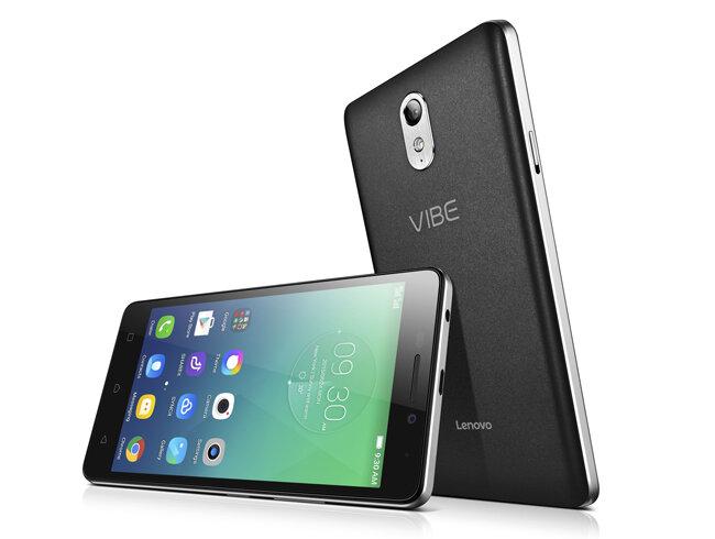 Lenovo Vibe P1m smartphone giá rẻ pin khủng ra mắt thị trường Việt Nam