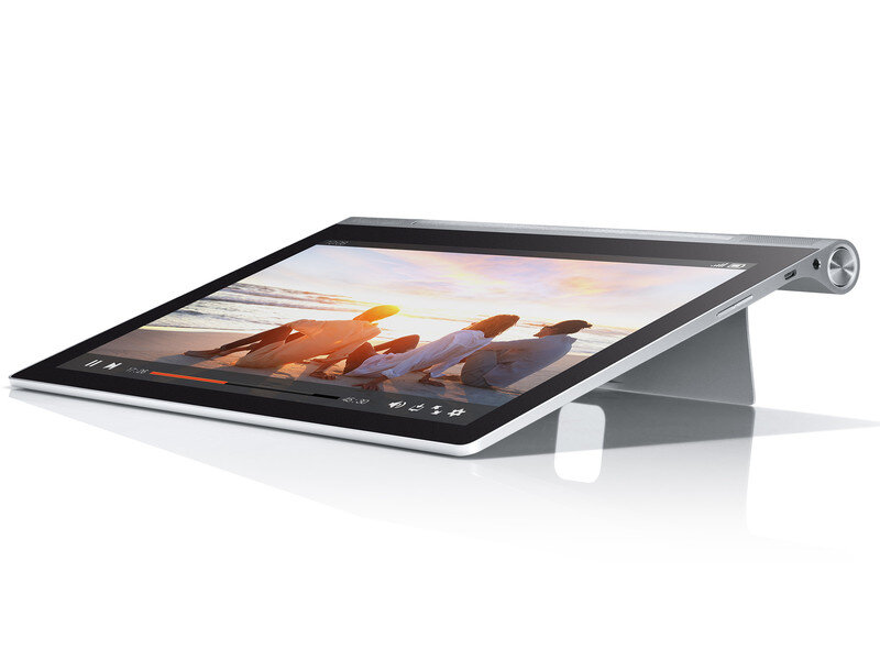 Lenovo Yoga Tablet 2: đa chế độ, pin lâu cho người dùng