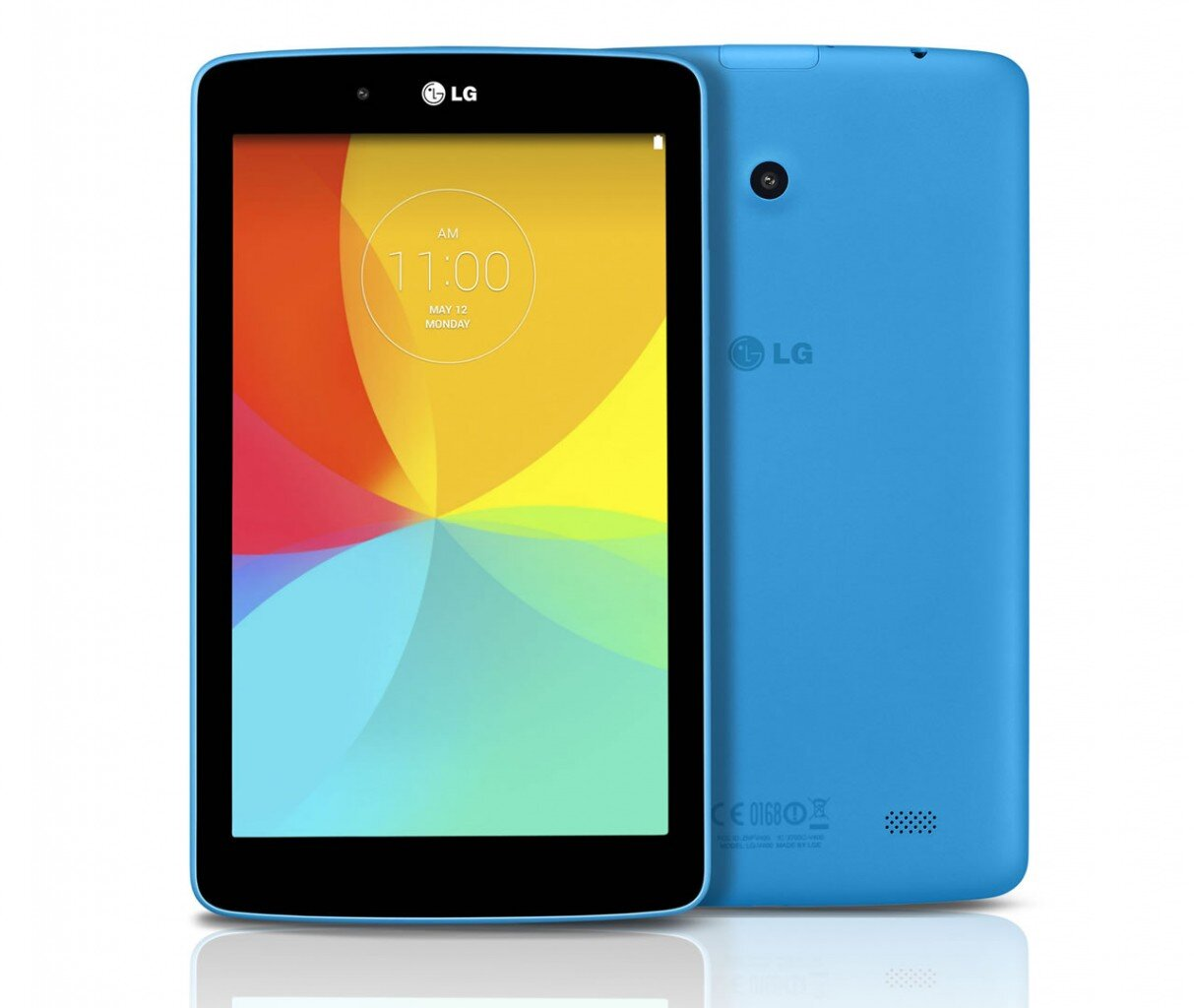 LG G Pad 7.0:  màn hình sinh động, âm thanh tốt