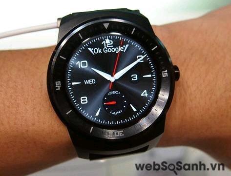 LG G Watch R đem đến phong cách cổ điển cho smartwatch  (Phần II)