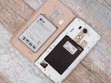 LG G3 có thời lượng pin tốt hơn Samsung Galaxy S5