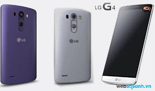 LG G4 có thể được trang bị màn hình 3K siêu nét