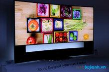 LG ra mắt nhiều model Tivi cao cấp đời mới siêu đắt