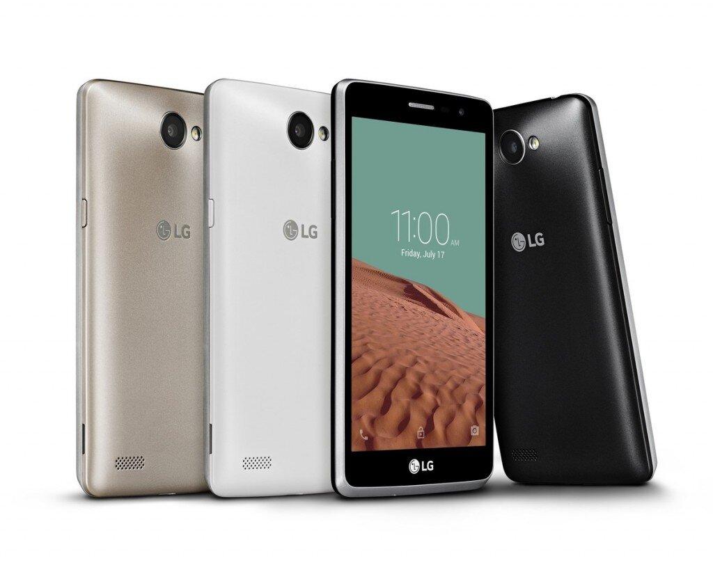 LG trình làng Bello 2- smartphone giá rẻ, màn hình 5 inch, camera trước 5 MP