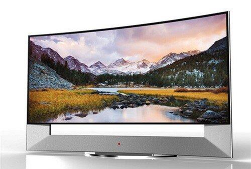 LG tung ra 12 TV Ultra HD 4K cho năm 2014