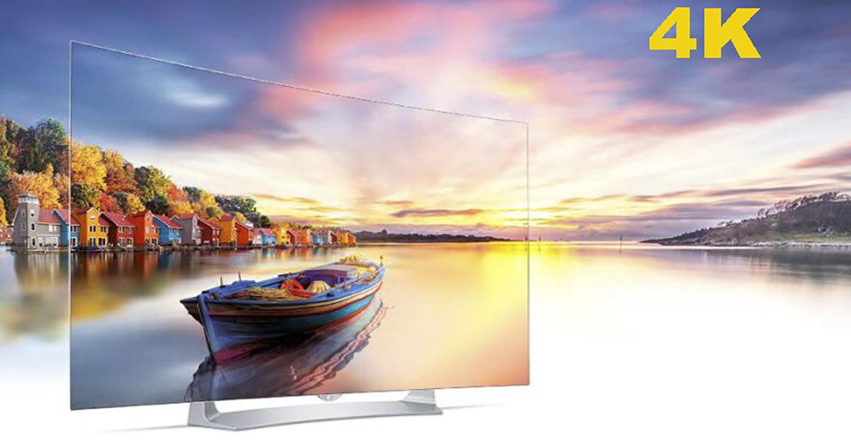 LG,Sony, Samsung đọ sức khi trang bị công nghệ nâng cấp hình ảnh lên gần chuẩn 4K