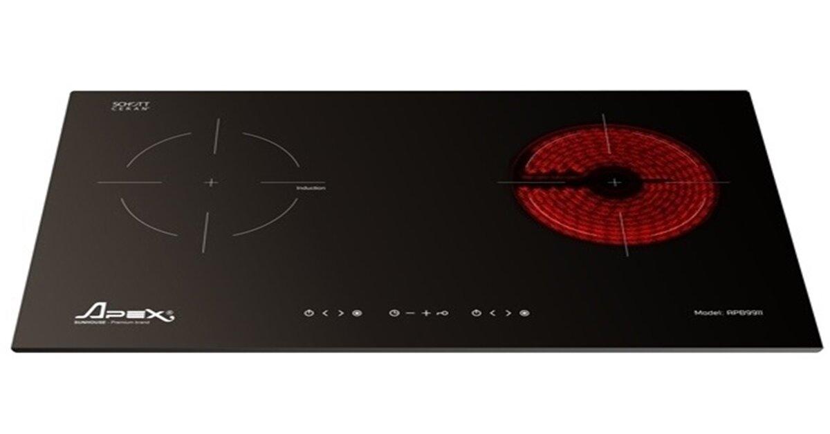 Lí do bếp từ Sunhouse Apex APB9911 có giá cao gấp đôi so với bếp từ Sunhouse SHD 9011