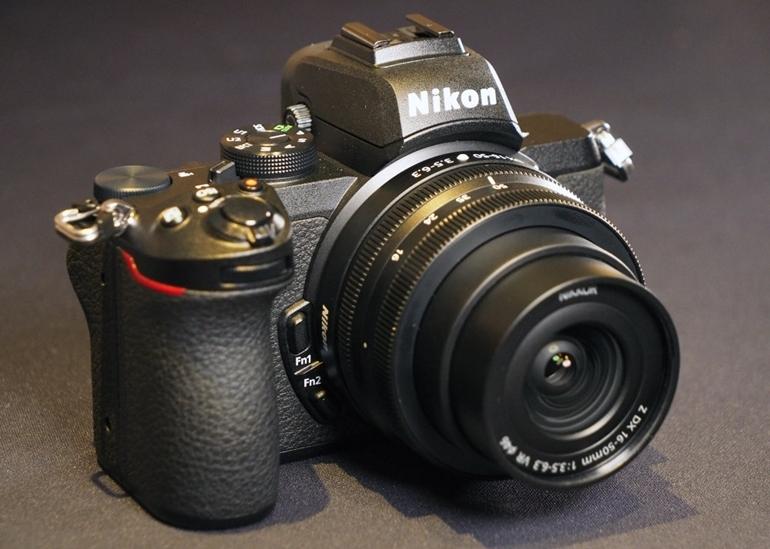 máy ảnh Nikon Z50