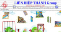 Liên Hiệp Thành Group – Nhà sản xuất đồ chơi thông minh đảm bảo an toàn cho trẻ em được chứng nhận phù hợp quy chuẩn an toàn đồ chơi quốc gia Việt Nam