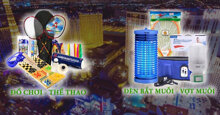 Liên Hiệp Thành – Nhà sản xuất đồ chơi thông minh, dụng cụ thể dục thể thao và thiết bị bắt muỗi